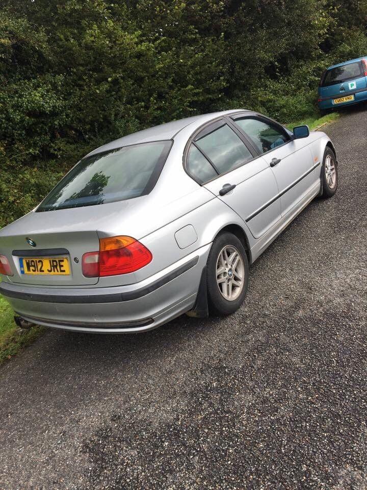 BMW 318is petrol 9/10 months mot