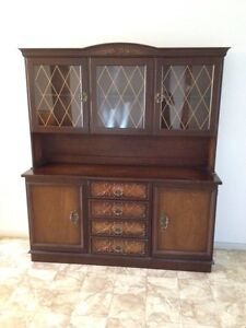 Timber Buffet, wall unit, entertainment unit, side unit Seaton Charles Sturt Area Preview