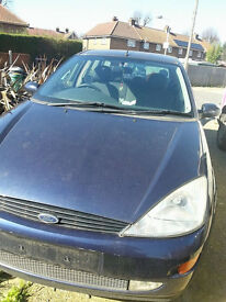 Ford Focus estate . Spares or repair