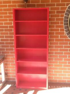 Bookcase - Painted MDF Oatley Hurstville Area Preview