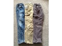 Boys trousers/jeans -age 9