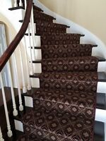Carpet installation for quality work