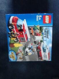 Lego Emergency Services Starter Set 60023