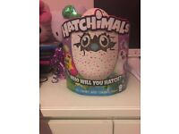 HATCHIMALS PINK PENGULAS EGG BRAND NEW WITH PROOF OF PURCHASE