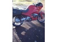 1993 BMW R1100RS TOURING CHEAP WINTER BIKE EXTRAS BARGAIN