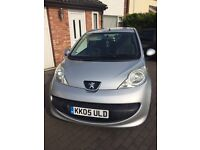 2005 Peugeot 107 Urban with Air con