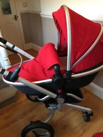 Silver Cross Surf 2 Complete Travel System BARGAIN!! OFFERS