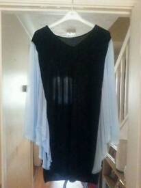 Batwing Tunic worn once 18
