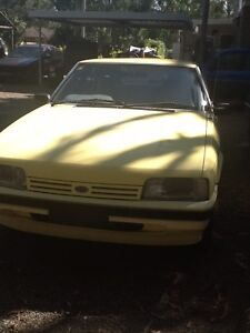 FORD FALCON XF GL 1987 Gumdale Brisbane South East Preview