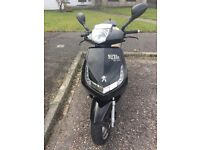 BARGAIN Peugeot Vivacity 125cc Sixties Needs FIX, Engine Runs GREAT Electrical fault.
