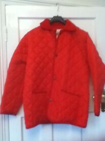 New Quilted Jacket