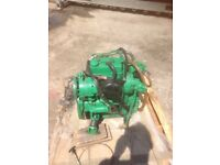 1980 Volvo Penta MD7A Boat Engine - No Gearbox