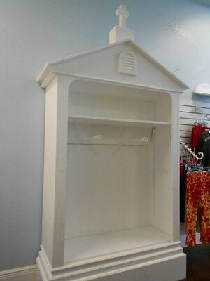 Custom Built Church Retail Clothing Fixture