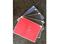 Genuine Apple iPad Air Smart Cover / case Stand Red Brand New Sealed