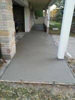 Concrete Crew Ready To Complete Your Project