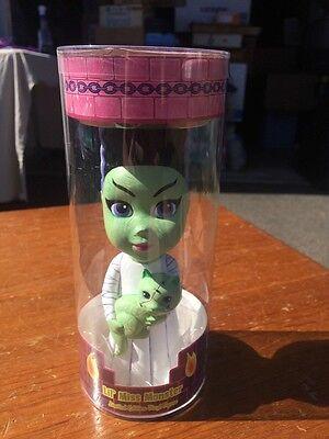 - Lil Miss Monster Lisa Petrucci's Kickass Kuties Soft Vinyl Figures Frankenstein