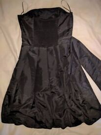 New with tags Saint Tropez Black Dress. Size 36