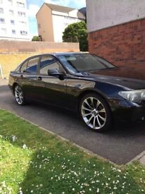 GRAB A BARGAIN!! BMW 745i LPG CONVERSITION NEW BATTERY BRAKES ETC