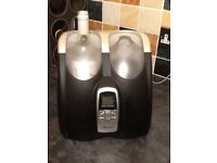 Twin bottle warmer and cooler