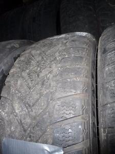 4 pneus d'hiver 205/55/16 Dunlop Sp Wintersport M3 runflat
