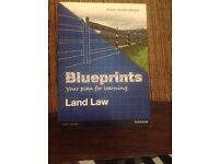Land Law Blueprints by Elliot Schatzberger