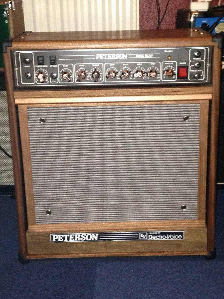 peterson bass combo 150w in chester le street county durham gumtree. Black Bedroom Furniture Sets. Home Design Ideas