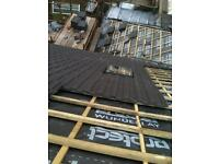 Roofers Glasgow call for a free estimation on any roofing or roughcasting needs thanks !!