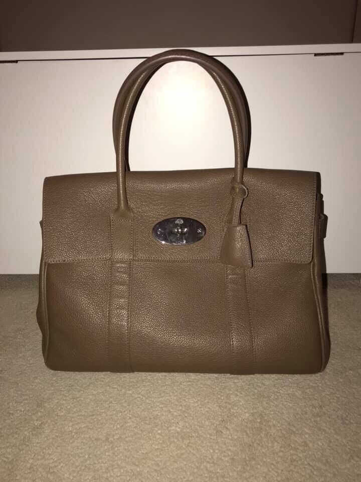 425a75df9 Genuine Mulberry bayswater small classic grain toupee bag | in ...