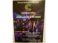 Clubbercise Classes in Tamworth with Laura! Get fit the fun way!