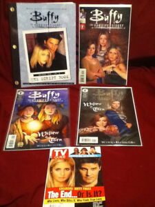 ► Buffy the Vampire Slayer Items - Part One ◄ ◄