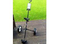 Longridge Pro-Lite Golf Trolley