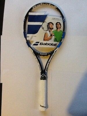 New Babolat Pure  Drive GT Lite,Power & stability,4 1/8, GT cortex shock system, used for sale  Miami