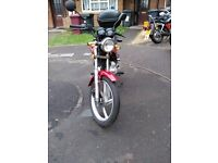 2007 red lifan