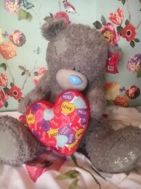 BRAND NEW TATTY TEDDY ME TO YOU BEAR WITH TAGS!