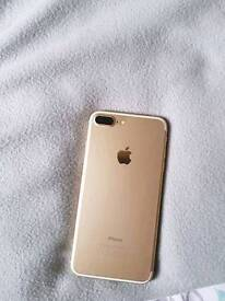 I PHONE 7 PLUS 32GB GOLD
