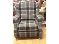 Alstons wing chair