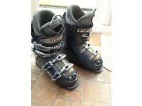 Head Ladies Ski Boots