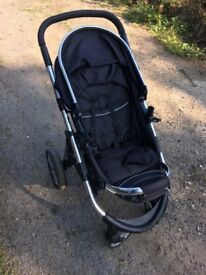 Babylo pushchair and Car seat