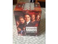 Criminal Minds season 1-10