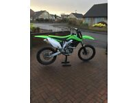 KXF 450 2011 EFI NOT 250 RMZ KTM YZF CRF MX BIKE px quad ltz trx