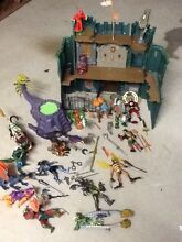 He-man and Grayskull castle Upper Coomera Gold Coast North Preview