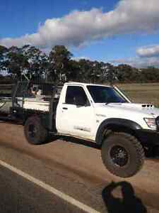 gu nissan patrol 4.2 turbo diesel st Adelaide River Finniss Area Preview