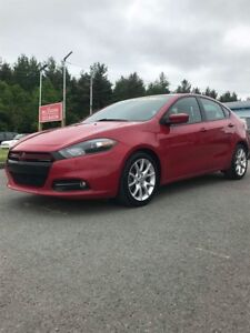 2013 Dodge Dart SXT, RALLY TURBO, SIÈGES SPORTS, BLUETOOTH,