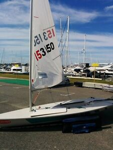 Laser radial and full rig Hillarys Joondalup Area Preview