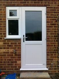 UPVC Window and Door Units fitted from £299