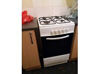 four ring gas cooker good condition can deliver