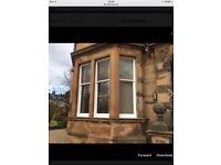 Sash and case window restorer. Painter