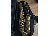 SAKKUSU ALTO SAXOPHONE FOR 200 £