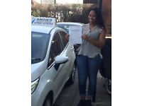 FEMALE DRIVING INSTRUCTOR IN NORTH LONDON