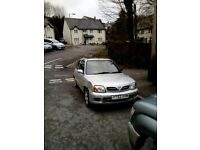 02 Nissan micra 1 litre very cheap to insure!